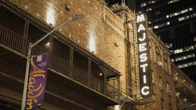 Majestic Theater at Broadway New York