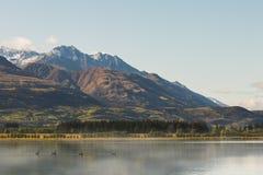 Majestic view of Diamond Lake Royalty Free Stock Photography