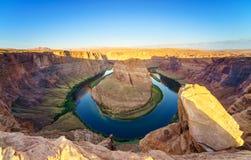 Grand Canyon Horse Shoe Bend Stock Photos