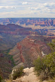 Majestic Vista of the Grand Canyon Royalty Free Stock Photography