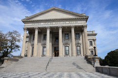 US Custom House Charleston SC Royalty Free Stock Photography