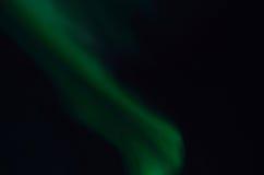 Majestueus aurora borealis op donkere ster gevulde nachthemel Royalty-vrije Stock Afbeelding