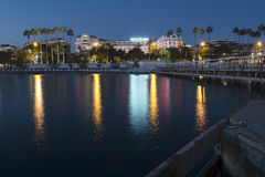 Majestueus hotel, Cannes Stock Afbeelding