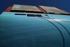 Majestueuze Maersk stock afbeeldingen