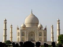 Majestueuze Taj Mahal Royalty-vrije Stock Afbeelding