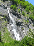 Majestueuze waterval Stock Fotografie