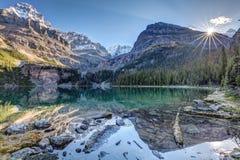 ` Majestuoso Hara del lago O foto de archivo libre de regalías