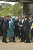 Majesty Queen Elizabeth II Royalty Free Stock Image