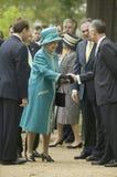 Majesty Queen Elizabeth II Royalty Free Stock Photography
