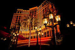 Majesty of Vegas Royalty Free Stock Photography