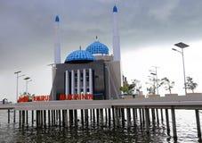 Majid Amirul Mukminin Mosque, Makassar, Sulewesi, Indonesia Stock Images