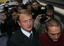 Major Dymovsky Stock Image