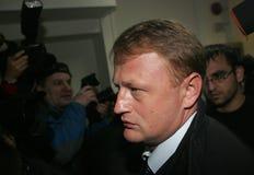 Major Dymovsky Royalty Free Stock Photos