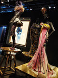 Major exhibition entitled 'Esprit Dior' in Shanghai Stock Photography