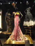 Major exhibition entitled 'Esprit Dior' in Shanghai Stock Images