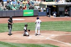 Major Leage Baseball Stock Photo