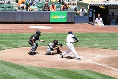 Major League Baseball Imagens de Stock Royalty Free