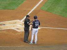 Major League Baseball Action Stock Photos