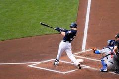 Major League Baseball Action Royalty Free Stock Images