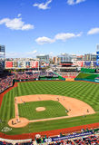 Major League Baseball Day Game in Washington Royalty Free Stock Photos