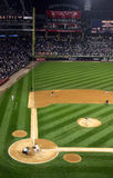 Major League Baseball - Play Ball! Stock Image