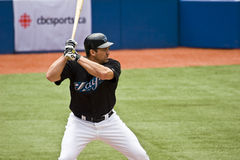 Major League Baseball:  Scott Rolen Royalty Free Stock Images