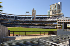 Major League Baseball Stadium Royalty Free Stock Image