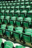 Major League Baseball Stadium Seating Royalty Free Stock Images