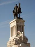Major Maximo Gomez-standbeeld, Havana, Cuba royalty-vrije stock fotografie