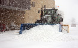 Free Major Snowstorm In Quebec Stock Photo - 3858940