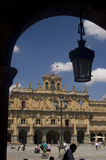 Major Square. Salamanca, Spain Royalty Free Stock Photos