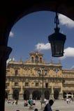 Major Square. Salamanca, Spain Royalty Free Stock Photos