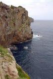 majorca береговой линии северное Стоковое Фото