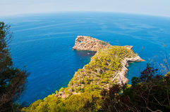 majorca Испания острова Стоковая Фотография RF