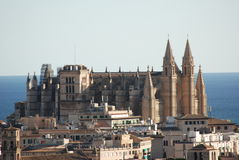 majorca собора Стоковое фото RF