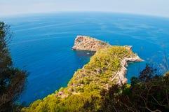 海岛majorca西班牙 免版税图库摄影
