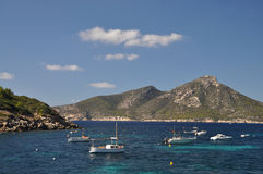Majorca Royalty Free Stock Photo