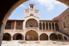Παλάτι των βασιλιάδων Majorca Στοκ Φωτογραφίες