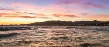 Majorca beach Royalty Free Stock Photos