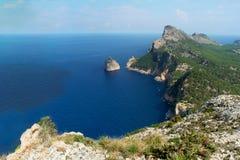 majorca brzeg Spain Zdjęcia Royalty Free