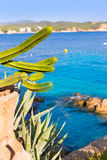 Majorca Cala Fornells beach Paguera Peguera Stock Photos