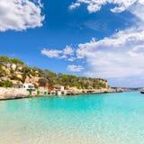 Majorca Cala Llombards Santanyi beach Mallorca Stock Image