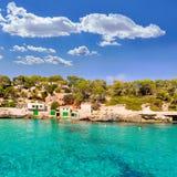 Majorca Cala Llombards Santanyi beach Mallorca Royalty Free Stock Photos