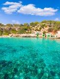 Majorca Cala Llombards Santanyi beach Mallorca Royalty Free Stock Photo