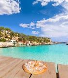 Majorca Cala Llombards Santanyi beach Mallorca Royalty Free Stock Images