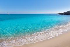 Majorca Cala Mesquida beach in Mallorca Balearic Stock Photo