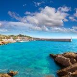 Majorca Cala Ratjada Rajada in Capdepera Mallorca Stock Photo