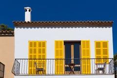 Majorca Cala Ratjada Rajada in Capdepera Mallorca Royalty Free Stock Photography