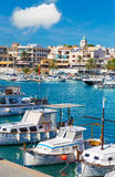 Majorca Cala Ratjada Rajada in Capdepera Mallorca Royalty Free Stock Image