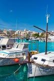Majorca Cala Ratjada Rajada in Capdepera Mallorca Stock Photos